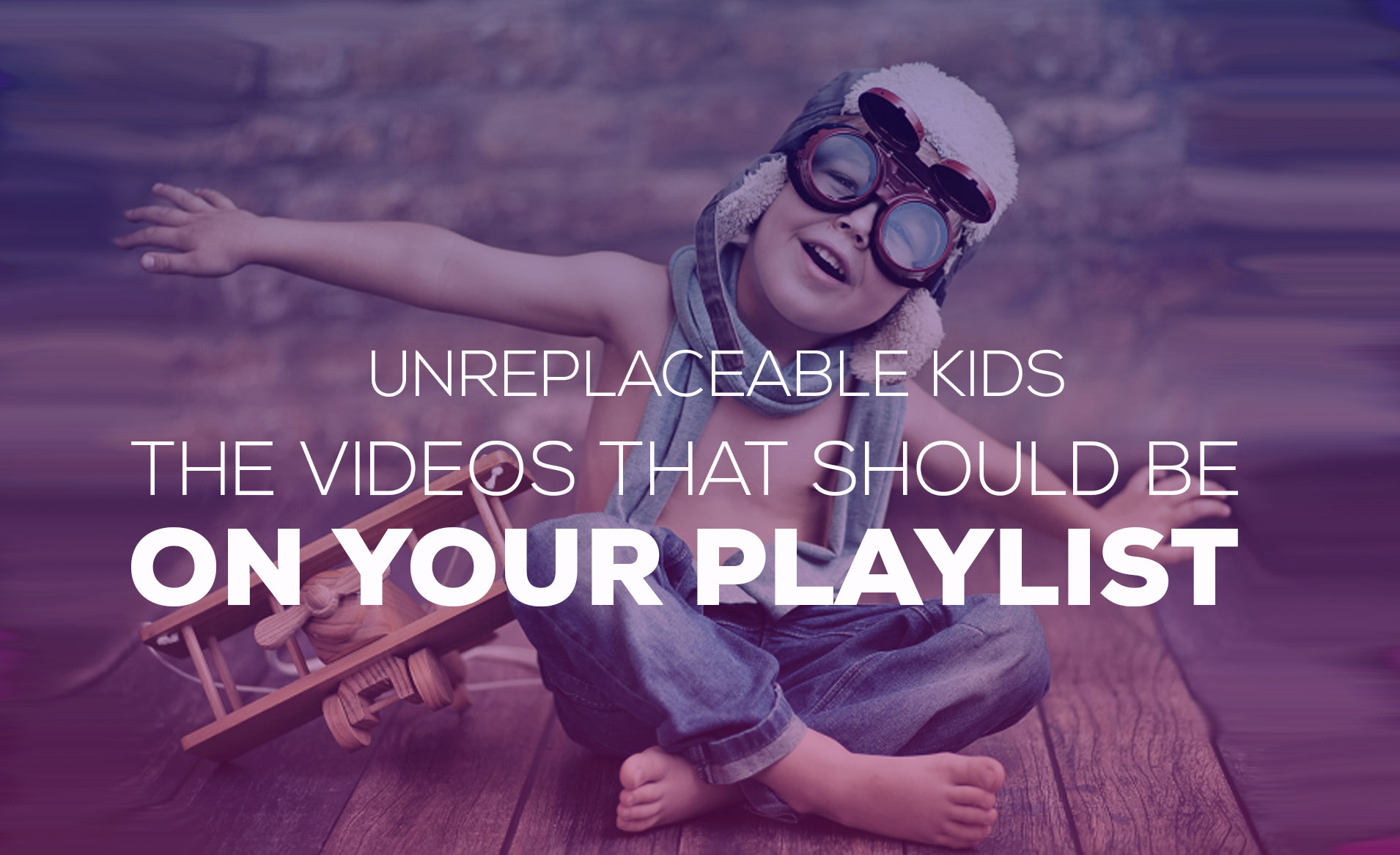 Unreplaceable kids videos choice Preparing today's children for tomorrow.
